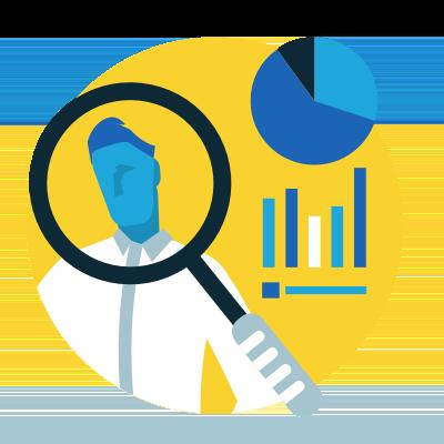 data-backed customer analysis
