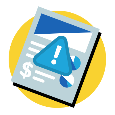 prevent customer billing defaults