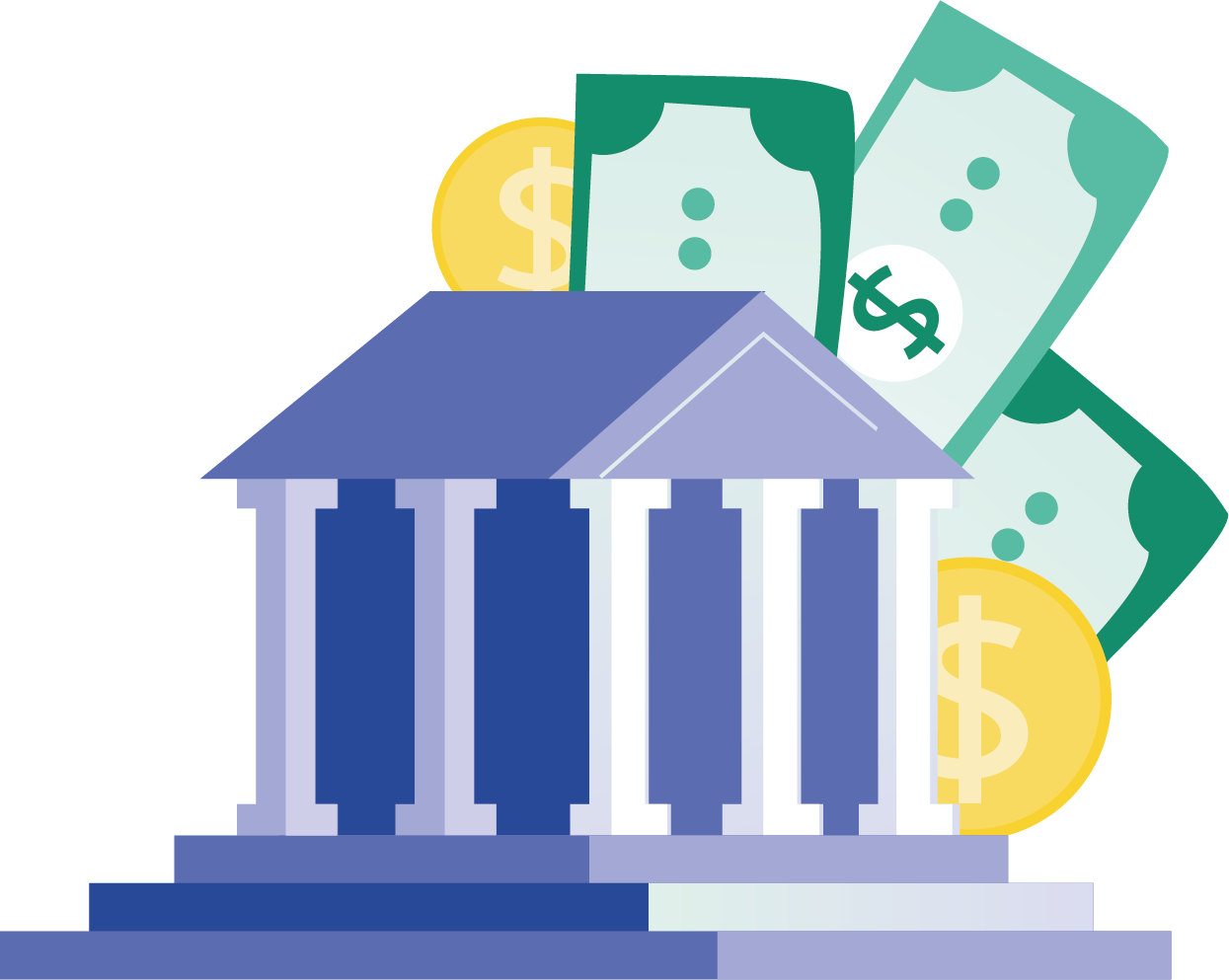 Become members' primary financial institution